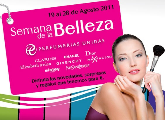 semana-de-la-belleza-perfumerias-unidas-agosto-2011